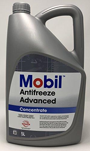 Anticongelante Refrigerante Avanzado - Mobil Antifreeze Advance Concentrado, 5 litros