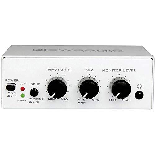 Nowsonic 309423 Phonix Phono Vorverstärker