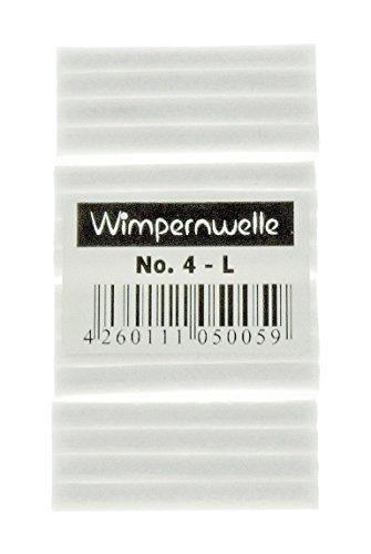 Wimpernwelle Wimpernrollen 4 groß, 3er Pack (3 x 16 Stück)