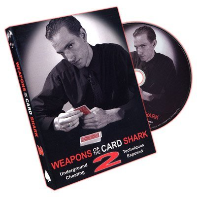 Murphy's Weapons of The Card Shark Vol. 2 by Jeff Wessmiller - DVD