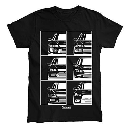 EVO Generation T-Shirt (Small) Black