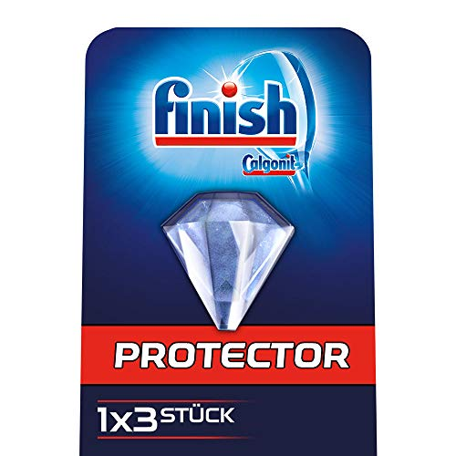 Finish Calgonit Protector pour protection de couleur et brillance (3x 1)