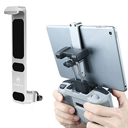 Linghuang 7.5-10 pollici Tablet Supporto in Lega di Alluminio per DJI Mavic Air 2   Mavc Mini 2 Telecomando Estensione Staffa Supporto per iPad Mini   iPad Air   iPad (senza Cordino)