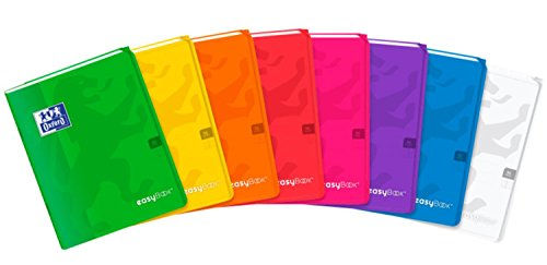 Oxford 400100005 - Cuaderno (90 g/m²)