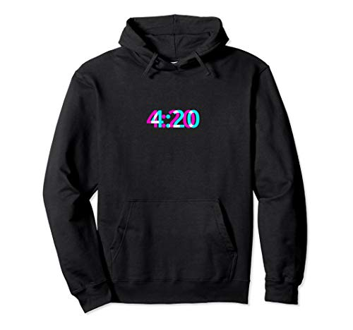 420 Weed Cannabis Marihuana Gras THC CBD Dope Joint Kiffer Pullover Hoodie