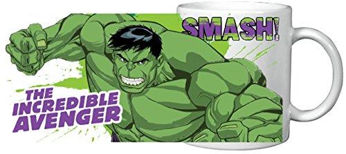 Lootchest exclusive The Incredible Avenger Marvel Avengers Tasse (Mega Mug) - Hulk 850ml
