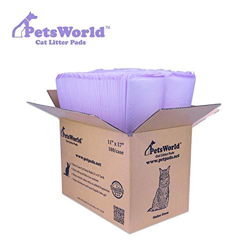 breeze litter box pads - 6
