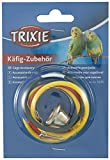 Trixie 5235 Spielringe mit Kette und Glocke, 25 cm