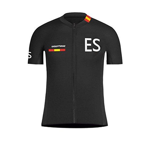Uglyfrog Equipo de España Ropa Ciclismo