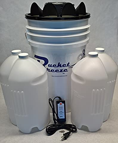 Bucket Breeze Battery Powered Air Conditioner