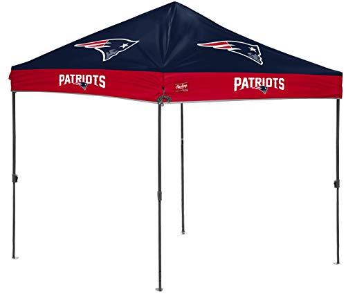 Rawlings NFL 10x10 Straight-Leg Tailgate Canopy, New England Patriots, 2231076111