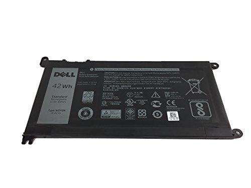 Dell WDX0R Ersatzakku für Dell Inspiron 13 5368 5378 7368 7378, Inspiron 15 5565 5567 5568 5578 7560 7570 7579 7569 P58F und Inspiron 17 5765 5767 (Typ WDX0R)