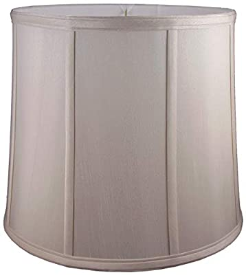 American Pride Lampshade Co. 01-78090506 Round Soft Tailored Lampshade