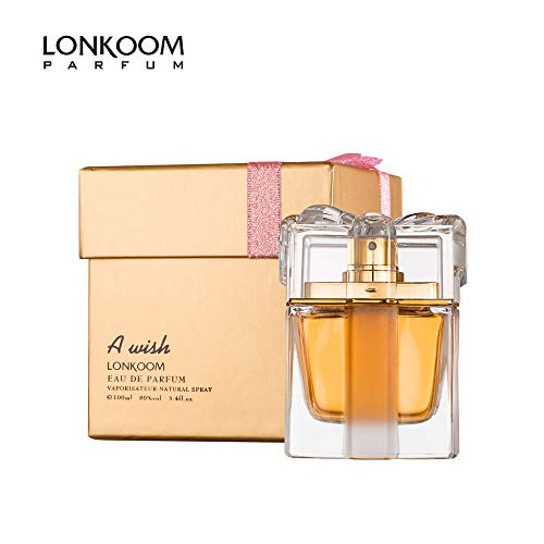 A Wish eau de parfum 100ml Lonkoom Perfume Feminino