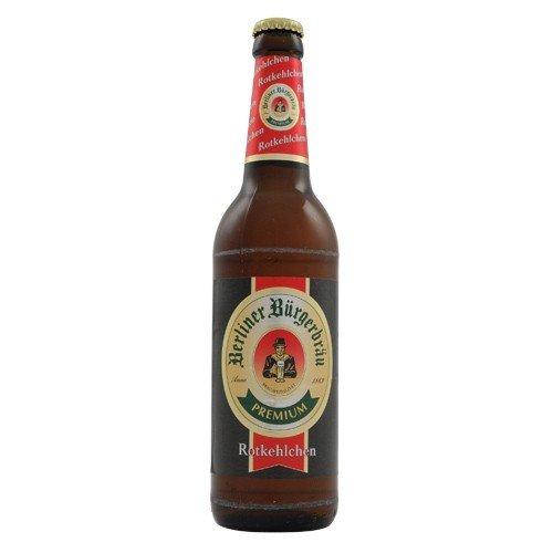 Berliner Bürgerbräu - Rotkehlchen (0,5 l / 5,3% vol.)