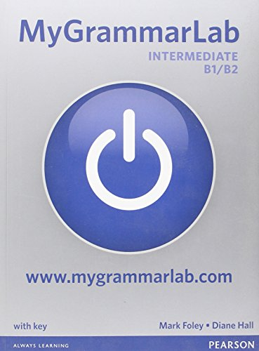 MyGrammarLab Intermediate with Key and MyLab Pack [Lingua inglese]