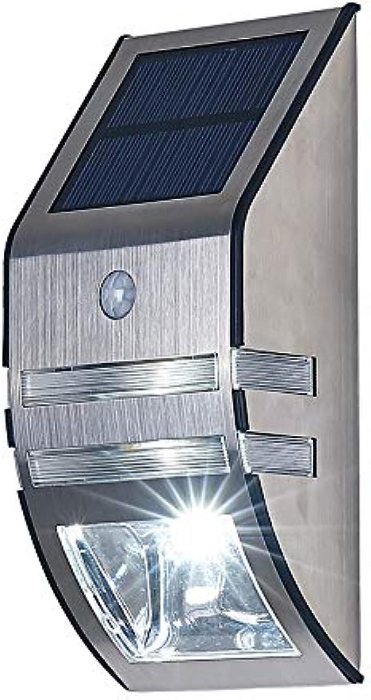 Ganeep LED Solar Power PIR Bewegungsmelder Wandleuchte 20 LED im Freien wasserdichte energiesparende Strae Hof Weg Hausgarten Sicherheit Lampe