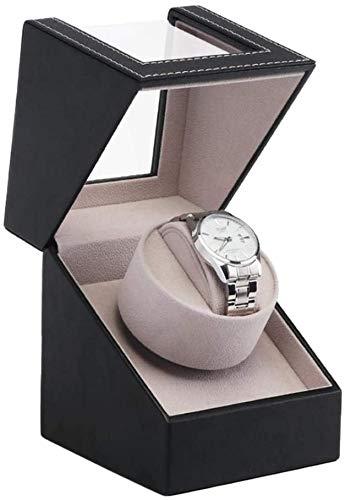 Automatic Watch Winder Box, 2020 New PU Leather Rotating Watch Storage...