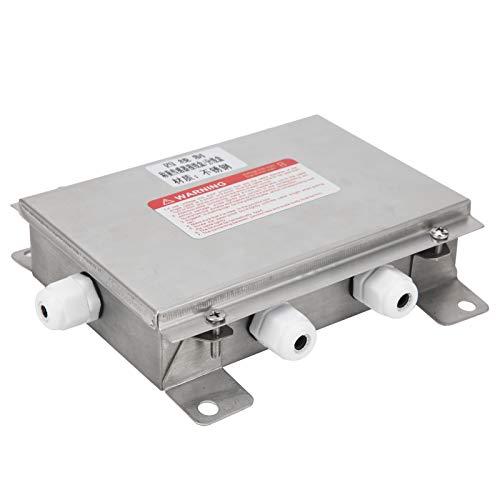 Caja de conexiones de acero inoxidable Cargador de caja de terminales Suministros industriales a prueba de agua