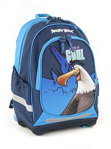 Angry Birds 19AB-905-EI - Mochila, 41 cm, 23 L, diseño de Eagles Island