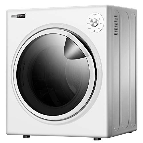 VIVOHOME 110V 1500W Electric Compact Portable Clothes Laundry Dryer...