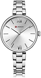 Curren Dress Watch For Women Analog Stainless Steel - C9017L-1