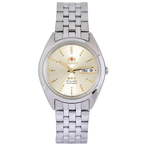 Reloj Orient Automático Caballero FAB0000AC9 Vintage