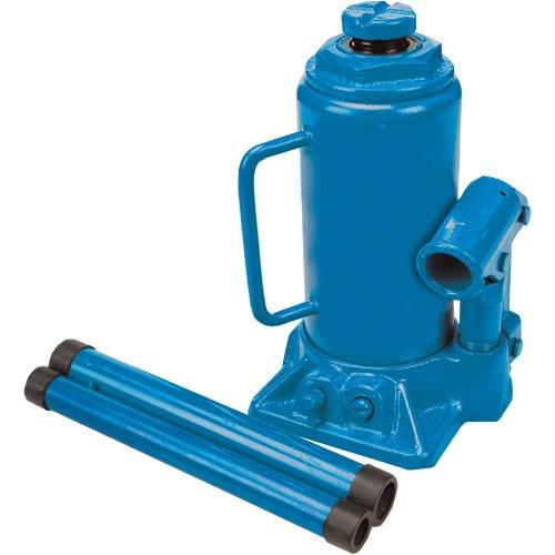Silverline 245113 - Gato hidráulico de botella 4 toneladas