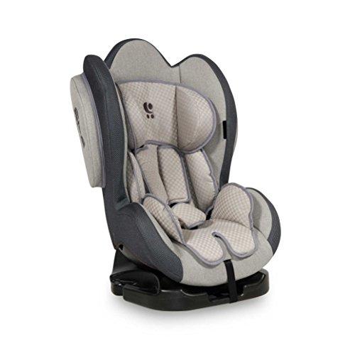 Lorelli 10071031737 Autositz Sigma, 0-25 kg, mehrfarbig grau