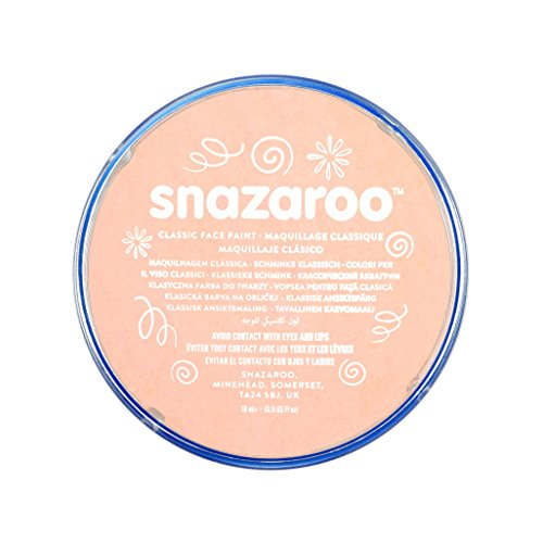 Snazaroo- Face and Body Paint, 1118500, Rose Chair