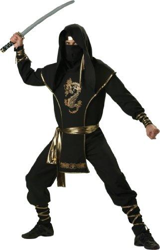 InCharacter Costumes, LLC Ninja Warrior Set