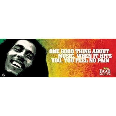 Reggae Jamaica Mosaic BOB MARLEY PHOTOMOSAIC POSTER PRINT IMAGE PHOTO