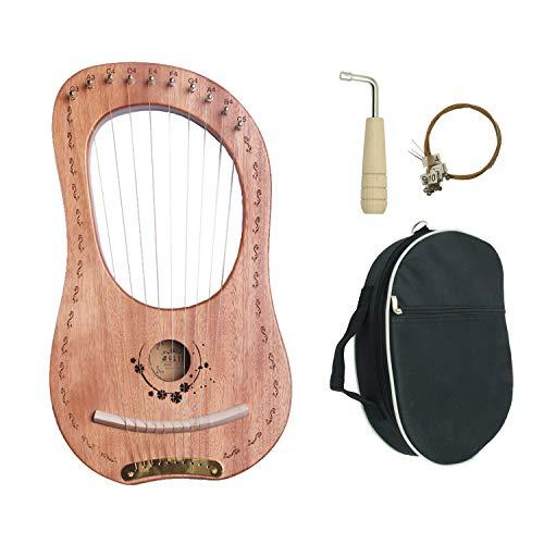 Lyre Harp, 10...