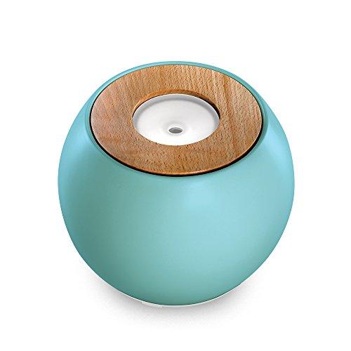 Ellia Balance Ultrasonic Aroma Diffuser - Essential Oil Aromatherapy, Blue