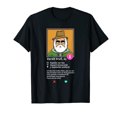 Harald Krull - Kapitän zur See T-Shirt