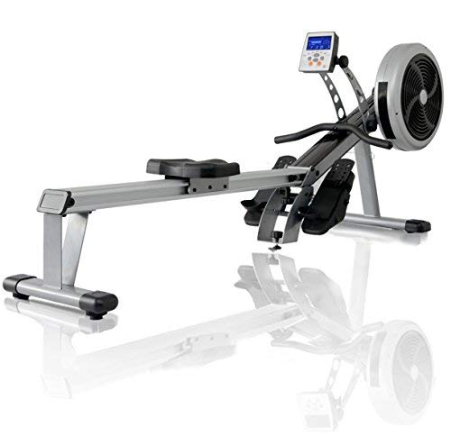 JTX Freedom Air Rowing Machine: Foldable Superior...