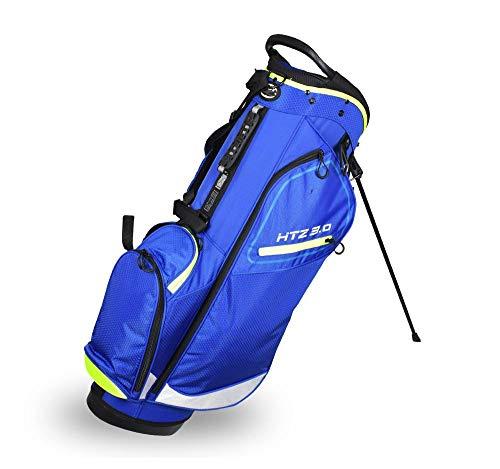 Hot-Z Golf 3.0 Stand Bag Blue/Lime