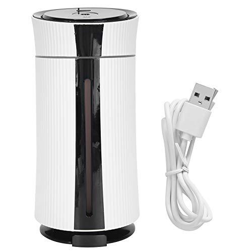 MOH Humidificador de Aire: humidificador de Aire portátil de 1150 ml, Gran Capacidad, humidificación silenciosa, Fabricante de Niebla, Soporte para teléfono, Alimentado por USB