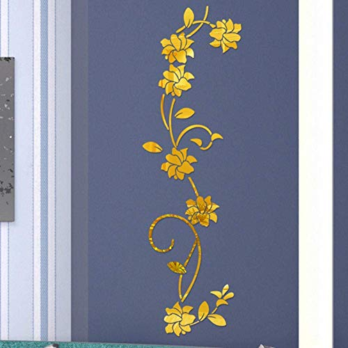 Muursticker Vaas Bloem Boom Verwijderbare Kunst Vinyl Muurstickers Decal muurschildering Home Decor voor Home Slaapkamer Tv Achtergrond Decoratie