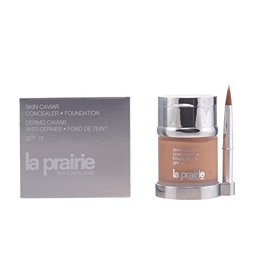 La Prairie Skin Caviar C.Foun. Spf15 Mocha 30 ml/2G, 1er Pack (1 x 1 Stück)
