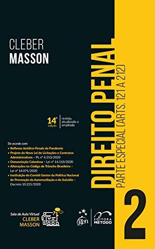 Direito Penal - Parte Especial (arts. 121 a 212) - Vol. 2