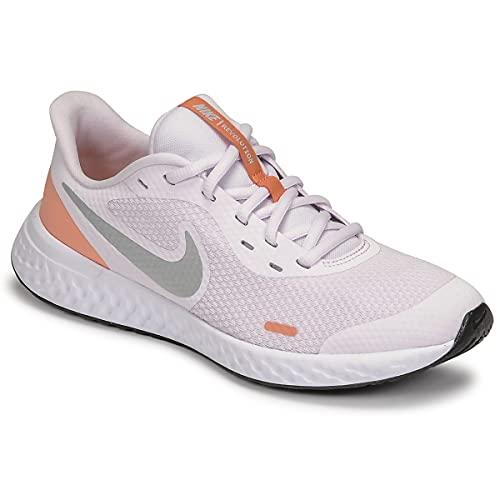 Nike Revolution 5 (GS) Calzature Sportive Ragazza Bambina Rosa 35.5 EU