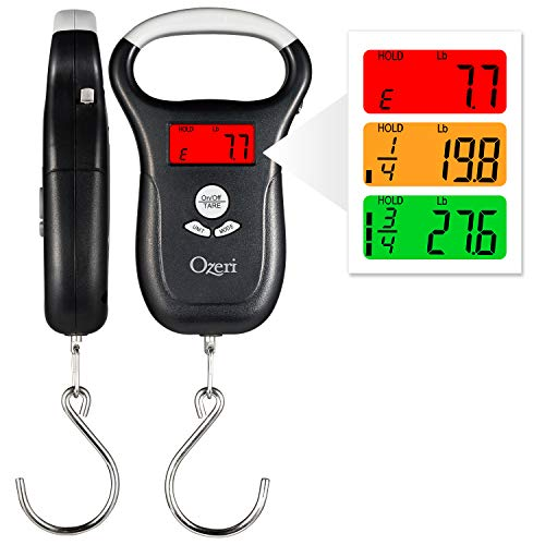 Ozeri LS2 Multifunction Scale and BBQ Gas...