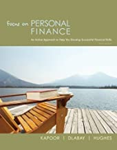 Focus on Personal Finance with Connect Plus by Jack Kapoor (2009-10-05)