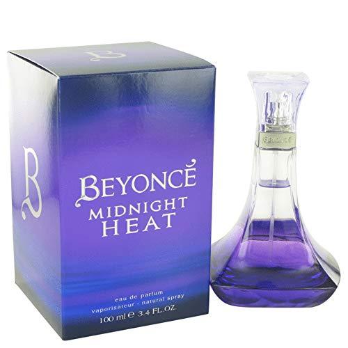 Beyonce Midnight Heat Women Eau De Parfum Spray 3.4 Oz 100ml by Beyonce Heat