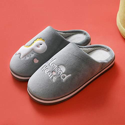 Scarpe Casa Inverno Caldo ,Scarpe Slip On per ragazze dei ragazzi,pantofole per animali genitore-figlio,simpatica pantofola in peluche,mulo familiare,robuste diapositive antiscivolo,lavabili in lavat