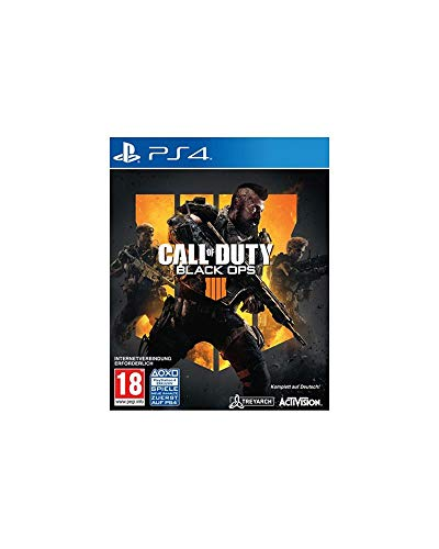 PS4 Spiel Call of Duty: Black Ops 4 [AT-PEGI] (Playstation 4)