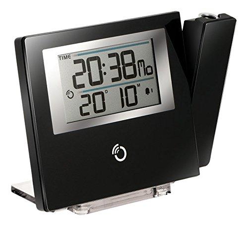 Oregon Scientific RM-368-P Despertador, Negro
