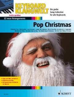 POP CHRISTMAS - arrangiert für Keyboard [Noten / Sheetmusic] aus der Reihe: KEYBOARD KLANGWELT