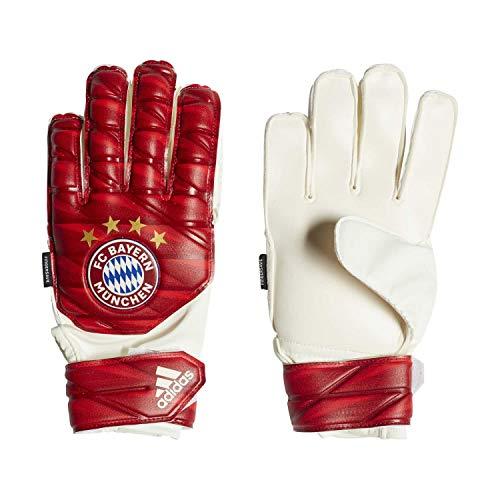adidas Kinder FC Bayern München Torwarthandschuhe FS FCB True RED/Black 4.5